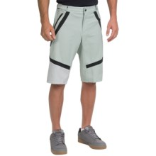 Pearl Izumi Divide Mountain Bike Shorts (For Men) in Belgin Block - Closeouts