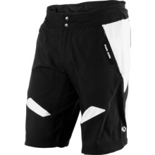 Pearl Izumi Divide Mountain Bike Shorts (For Men) in Black/White - Closeouts