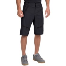 Pearl Izumi Divide Mountain Bike Shorts (For Men) in Black - Closeouts