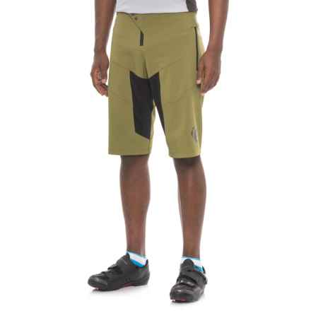 Pearl Izumi Elevate Mountain Cycling Shorts (For Men) in Avocado - Closeouts