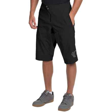 Pearl Izumi Elevate Mountain Cycling Shorts (For Men) in Black - Closeouts