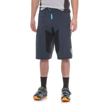 Pearl Izumi Elevate Mountain Cycling Shorts (For Men) in Eclipse Blue - Closeouts