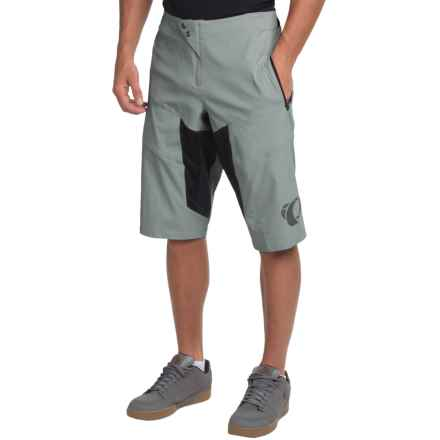 Pearl Izumi Elevate Mountain Cycling Shorts (For Men) in Monument Grey - Closeouts