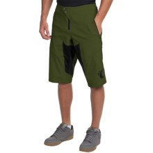 Pearl Izumi Elevate Mountain Cycling Shorts (For Men) in Rifle Green - Closeouts
