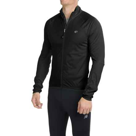 Pearl Izumi ELITE Aero Cycling Jacket (For Men) in Black - Closeouts
