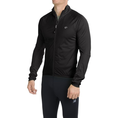 Pearl Izumi ELITE Aero Cycling Jacket (For Men) in Black