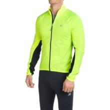 Pearl Izumi ELITE Aero Cycling Jacket (For Men) in Screaming Yellow - Closeouts