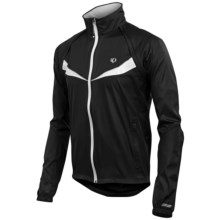 Pearl Izumi Elite Barrier Convertible Cycling Jacket (For Men) in Black - Closeouts