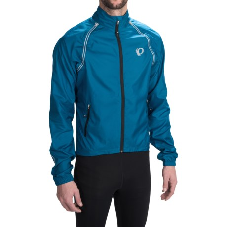 Pearl Izumi Elite Barrier Cycling Jacket Convertible (For Men)