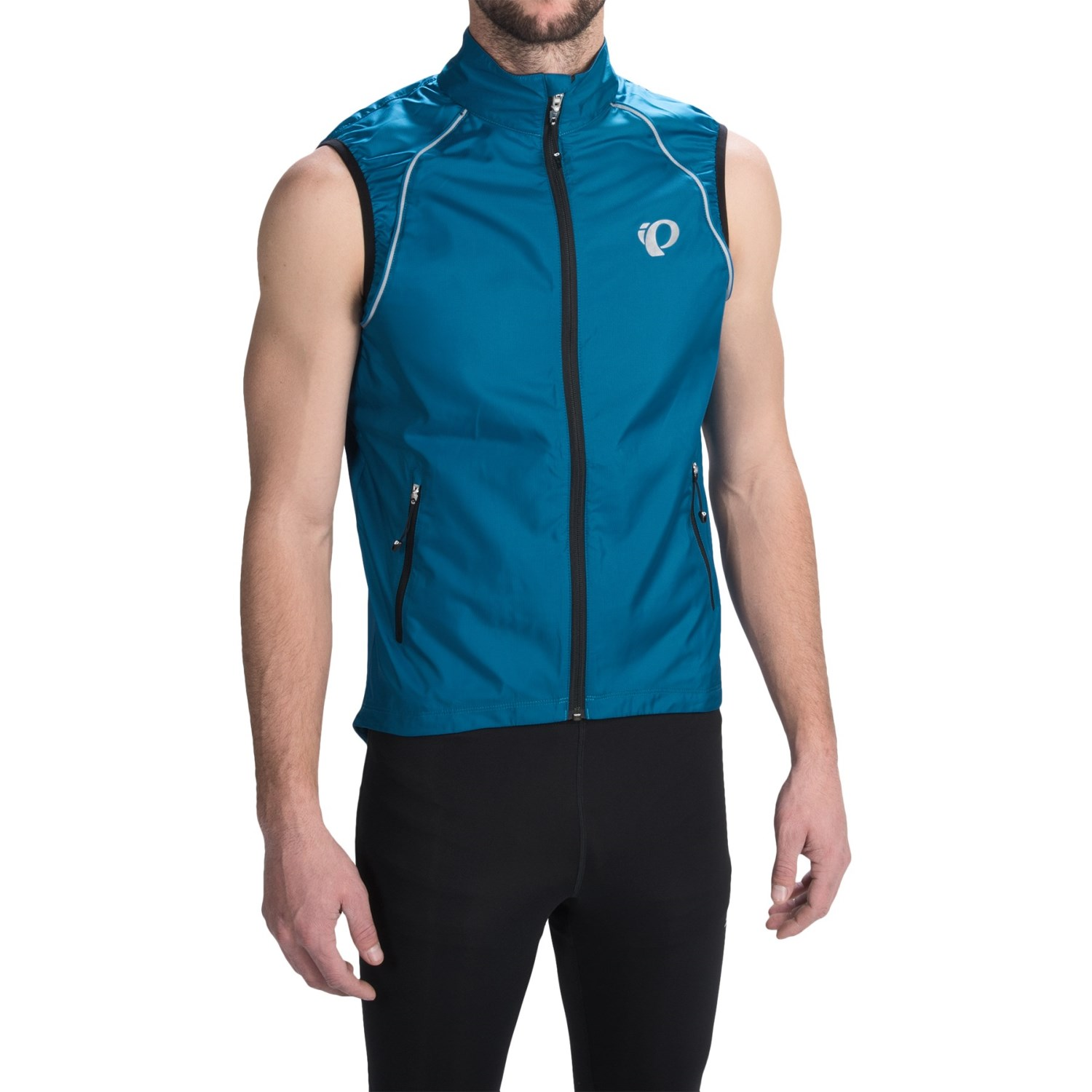 Pearl Izumi ELITE Barrier Cycling Jacket - Convertible (For Men) 329248535