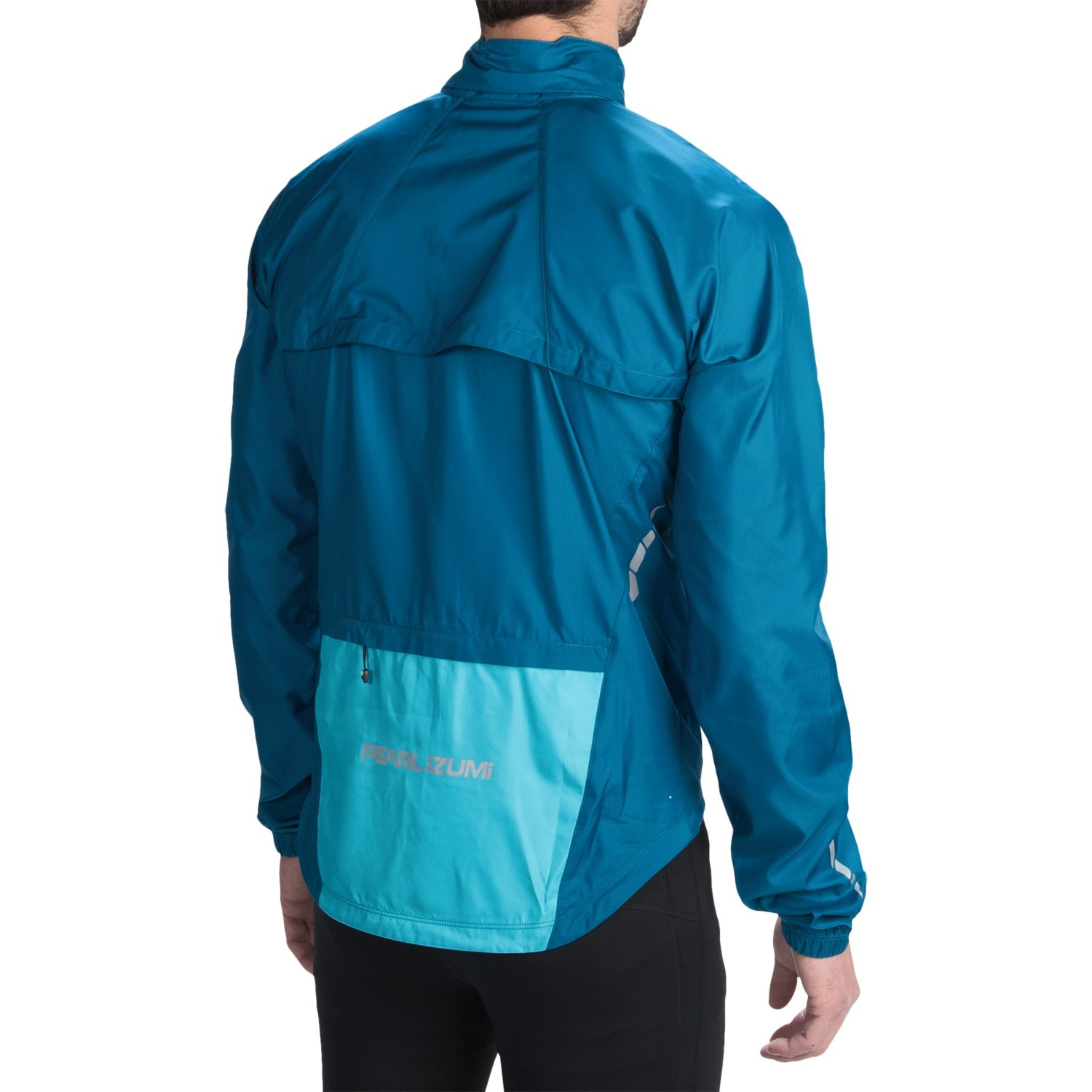 78909859f Pearl Izumi ELITE Barrier Cycling Jacket - Convertible (For Men)