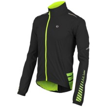 Pearl Izumi ELITE Barrier Cycling Jacket (For Men) in Black - Closeouts
