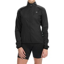 Pearl Izumi ELITE Barrier Cycling Jacket (For Women) in Black - Closeouts