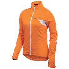 Pearl Izumi Elite Barrier Cycling Jacket (For Women) in Safety Orange - Closeouts