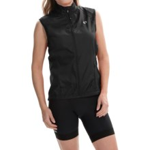 Pearl Izumi ELITE Barrier Cycling Vest (For Women) in Black - Closeouts
