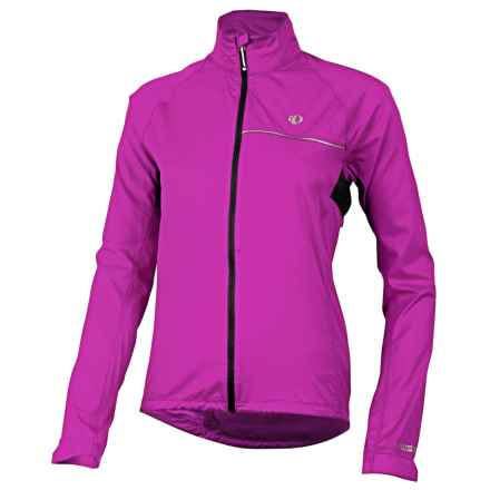Pearl Izumi Elite Barrier Jacket (For Women) in Orchid - Closeouts
