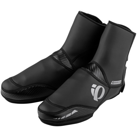 Pearl Izumi ELITE Barrier MTB Cycling Shoe Covers (For Men and Women) in Black