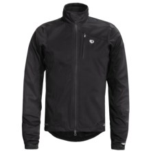 Pearl Izumi Elite Barrier WxB Jacket - Waterproof (For Men) in Black/Black - Closeouts