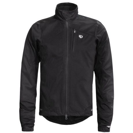 Pearl Izumi Elite Barrier WxB Jacket - Waterproof (For Men) in Black/Black