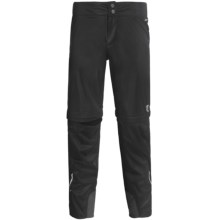 Pearl Izumi Elite Barrier WxB Pants - Waterproof, Convertible (For Men) in Black - Closeouts