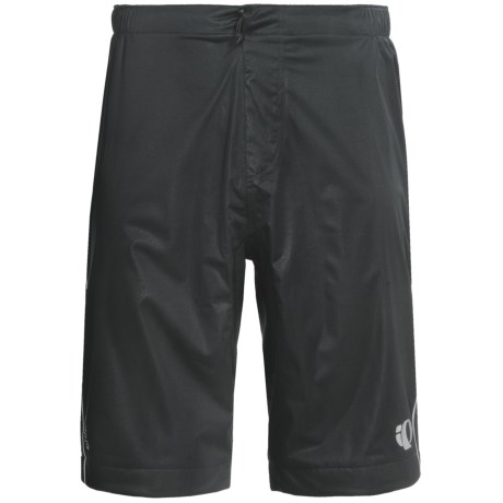 Pearl Izumi Elite Barrier WxB Shorts - Waterproof (For Men) in Black
