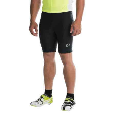 Pearl Izumi ELITE Cut Cycling Shorts (For Men) in Black - Closeouts