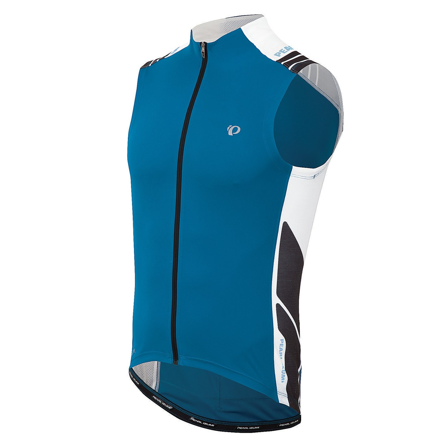Pearl izumi elite cycling jersey sleeveless for men in for Pearl izumi cycling shirt