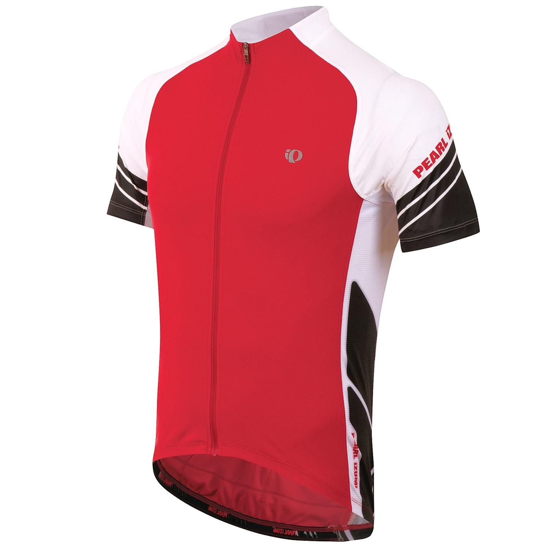 Pearl izumi elite cycling jersey upf 50 full zip for Pearl izumi cycling shirt
