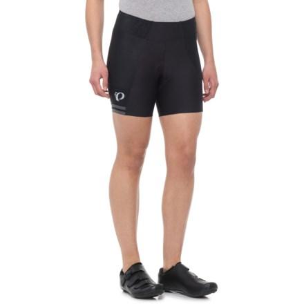 69ec1bfde101b Pearl Izumi ELITE Escape Bike Shorts (For Women) in Black Phyllite Texture  - Closeouts