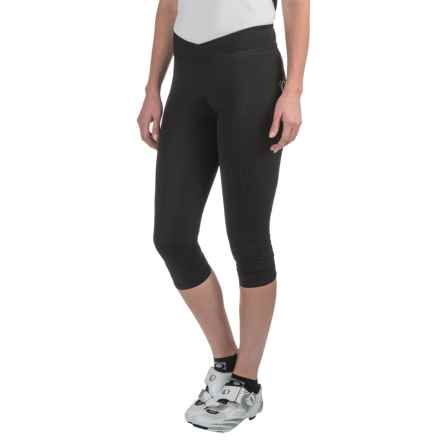 Pearl Izumi ELITE Escape Cycling Knickers (For Women) in Black Texture - Closeouts