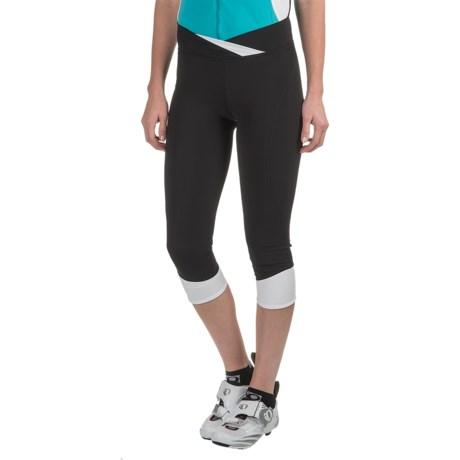 Pearl Izumi ELITE Escape Cycling Knickers (For Women) in Black/White
