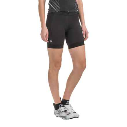 Pearl Izumi ELITE Escape Cycling Shorts (For Women) in Black Texture - Closeouts