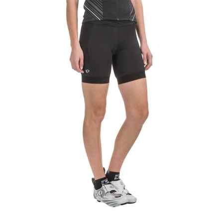 Pearl Izumi ELITE Escape Cycling Shorts (For Women) in Black Texture - Closeouts