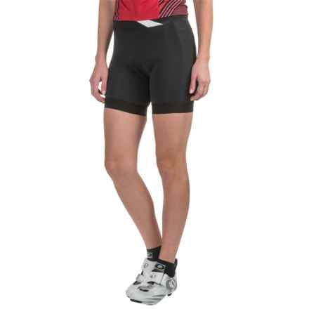 Pearl Izumi ELITE Escape Cycling Shorts (For Women) in Black/White - Closeouts