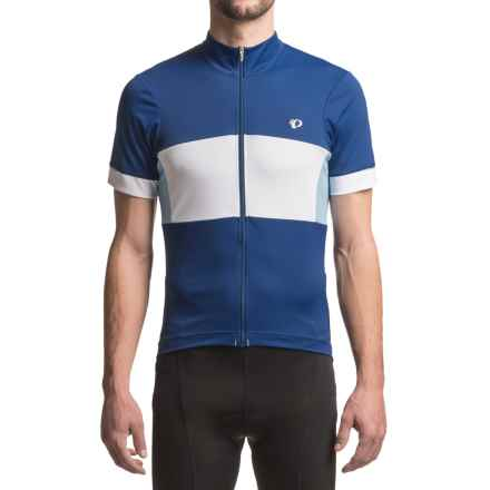 Pearl Izumi ELITE Escape Semi-Form Jersey - Short Sleeve (For Men) in Blue X 2 - Closeouts