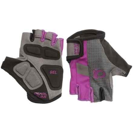 Pearl Izumi ELITE Gel Bike Gloves - Fingerless (For Women) in Purple Wine - Closeouts