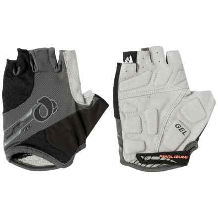 Pearl Izumi ELITE Gel Bike Gloves (For Women) in Black/Black - Closeouts