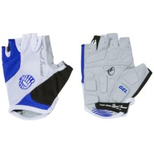 Pearl Izumi ELITE Gel Bike Gloves (For Women) in Dazzling Blue - Closeouts