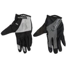Pearl Izumi ELITE Gel Bike Gloves - Full Finger (For Men) in Black - Closeouts
