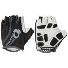 Pearl Izumi Elite Gel-Vent Bike Gloves - Fingerless (For Men) in Black/Black - Closeouts