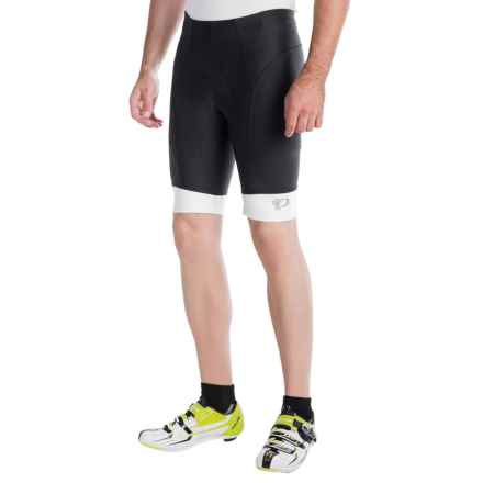 Pearl Izumi ELITE In-R-Cool® Bike Shorts (For Men) in Black/White - Closeouts