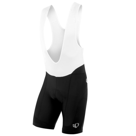 Pearl Izumi ELITE In-R-Cool® Cycling Bib Shorts - UPF 50+ (For Men) in Black/Black
