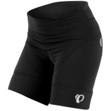 Pearl Izumi ELITE In-R-Cool® Short Cut Cycling Shorts (For Women) in Black - Closeouts