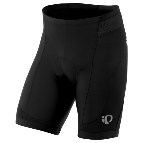 Pearl Izumi ELITE In-R-Cool® Shorts - UPF 50+ (For Men) in Black/Black