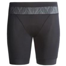 Pearl Izumi ELITE In-R-Cool® Tri Shorts - UPF 50+ (For Women) in Black Pinstripe - Closeouts