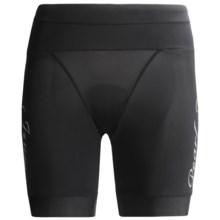 Pearl Izumi ELITE In-R-Cool® Tri Shorts - UPF 50+ (For Women) in Black - Closeouts