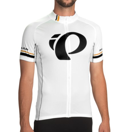 Pearl Izumi ELITE Limited Climbers Cycling Jersey Full Zip, Short Sleeve (For Men)