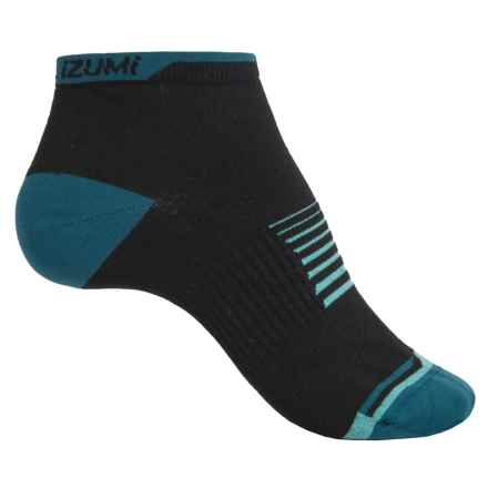 Pearl Izumi ELITE Low Socks - Below the Ankle (For Women) in Slant Deep Lake - Closeouts