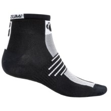 Pearl Izumi ELITE Low Socks (For Men) in Black - Closeouts