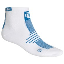 Pearl Izumi ELITE Low Socks (For Men) in Mykonos Blue - Closeouts